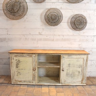 Vintage Sideboard Aus Holz 1950er Bei Pamono Kaufen