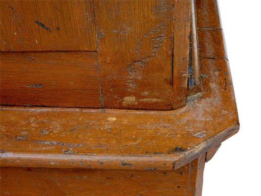 Credenza Rustica Pino : Credenza antica rustica in pino vendita su pamono
