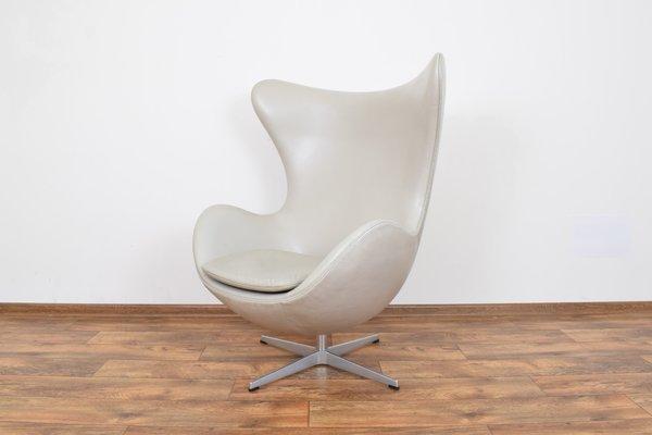 Arne Jacobsen Egg Chair.Egg Chair By Arne Jacobsen For Fritz Hansen 2006 For Sale At Pamono