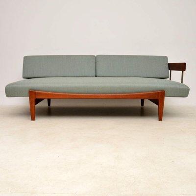Vintage Walnut Ib Kofod Ln Sofa Mid