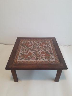 Paterna D'art La En De Antique Céramique Main Table Maiolica Peinte Basse À HYWED92I
