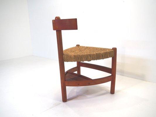 Surprising Vintage Dutch Church Chair 1950S Camellatalisay Diy Chair Ideas Camellatalisaycom