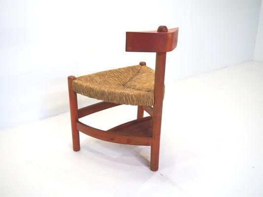 Astounding Vintage Dutch Church Chair 1950S Camellatalisay Diy Chair Ideas Camellatalisaycom