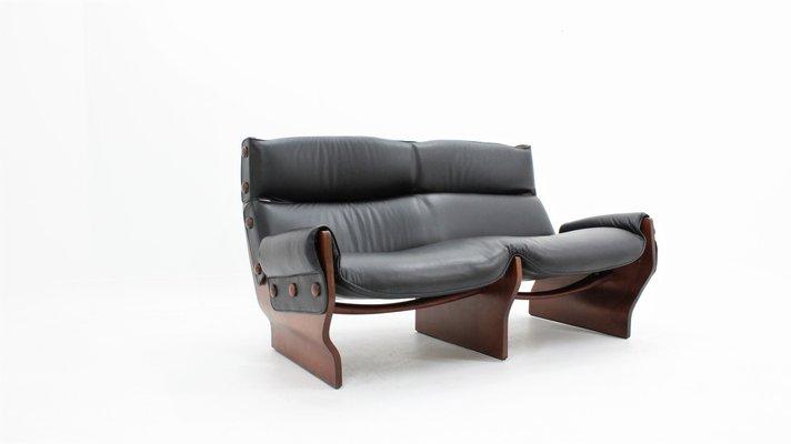 Super Vintage Italian Sofa By Osvaldo Borsani For Tecno 1960S Andrewgaddart Wooden Chair Designs For Living Room Andrewgaddartcom