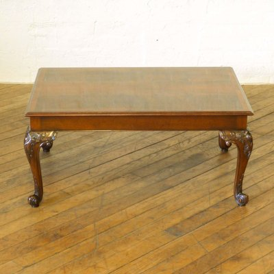 Mahogany Coffee Table For Sale At Pamono