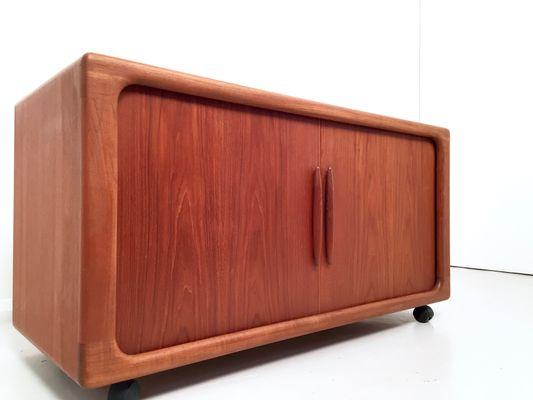 1960s Danish Credenza : Danish rosewood credenza the blue door