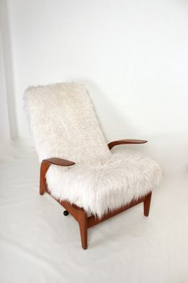 Stupendous Rock N Roll Rocking Chair By Rolf Rastad Adolf Reling For Arnestad Bruk 1950S Unemploymentrelief Wooden Chair Designs For Living Room Unemploymentrelieforg