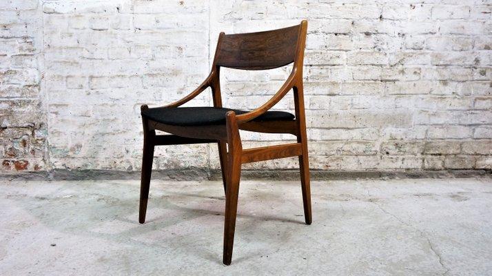 Scandinavian Rosewood Chairs By Vestervig Eriksen For BRDR Tromborg, 1960s,  Set Of 6 1