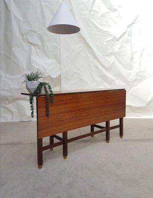 Mesa de comedor abatible Mid-Century en venta en Pamono