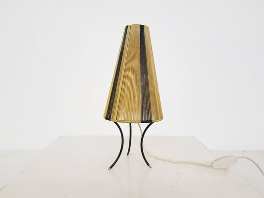 Small Mid Century Table Lamp From Philips