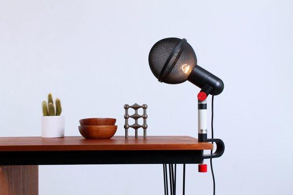 de de 70 Micrófono Lámpara Micro Ercoaños para mesa Roger Tallon cJFKlT1