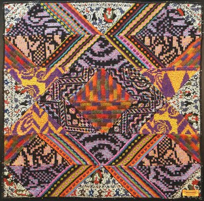 official photos 74c9f 92105 Wall Tapestry by Rosita Missoni for Saporiti Italia, 1960s