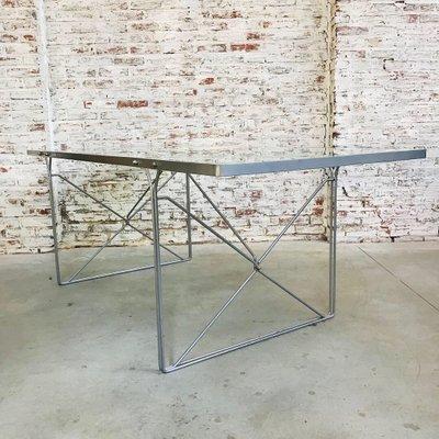 Mesa de comedor Moment de Niels Gammelgaard para IKEA, años 80