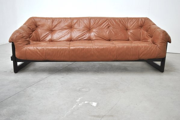 Mid Century Sofa By Percival Lafer