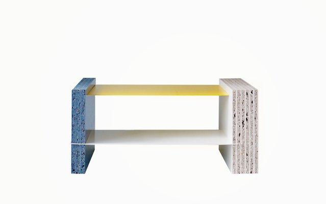 Marfa Plastique Table Basse parNew Recyclé en ZilwTPOkXu
