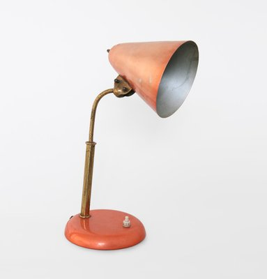 Mid Century Coral Table Lamp, 1960s