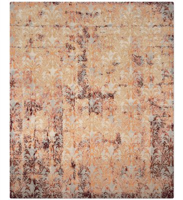 Cover Rug In Copper From Knots Rugs For