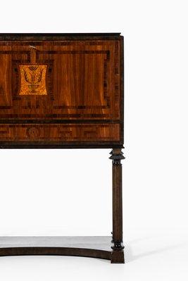 Small Vintage Cabinet By Nils Öfverman