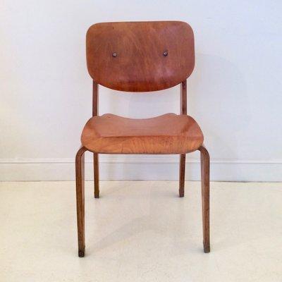 Mid Century Stuhl Aus Schichtholz Von Corbetta 1950er Bei Pamono Kaufen