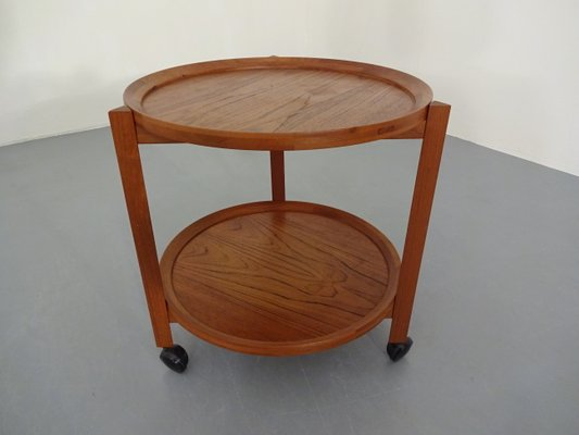 Teak Serving Trolley From Sika Møbler