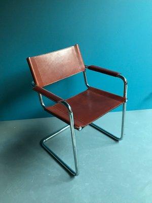 Matteo Grassi Design.Vintage B34 Armchairs By Marcel Breuer For Matteo Grassi Set Of 10