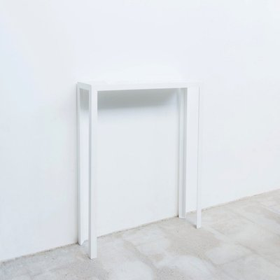 Peachy Artemis Vi White Console Table By Sander Van Eyck For Cocoon Collectables Machost Co Dining Chair Design Ideas Machostcouk