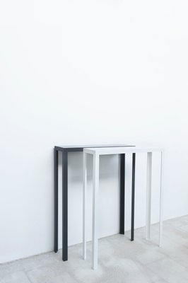 Awe Inspiring Artemis Vi White Console Table By Sander Van Eyck For Cocoon Collectables Machost Co Dining Chair Design Ideas Machostcouk