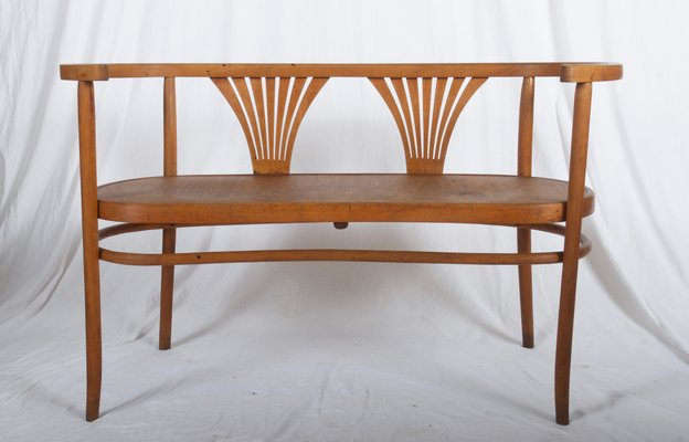 Terrific Bentwood Bench By Michael Thonet For Thonet 1904 Gmtry Best Dining Table And Chair Ideas Images Gmtryco