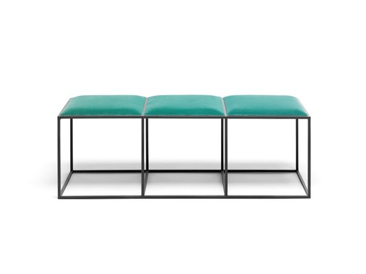 Gotham Small Bench By Federico Carandini For Eponimo For Sale At