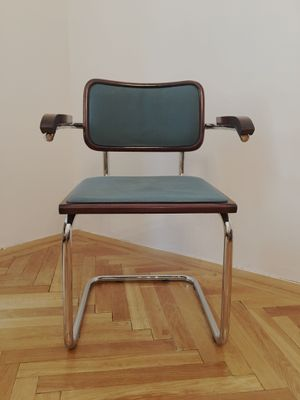 Superb Vintage Dining Chairs By Marcel Breuer Set Of 2 Pdpeps Interior Chair Design Pdpepsorg