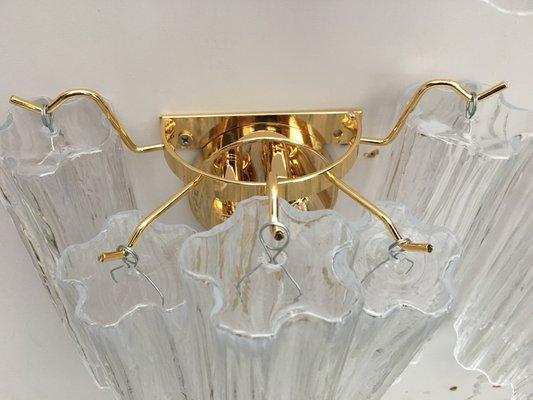 Lampadari lampade e applique in vetro di murano seguso gianni