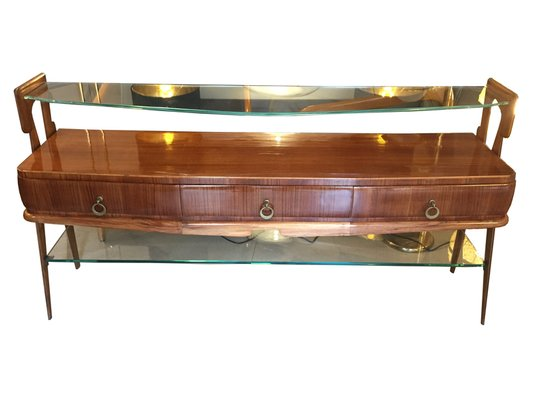 Small Mid-Century Console for sale at Pamono