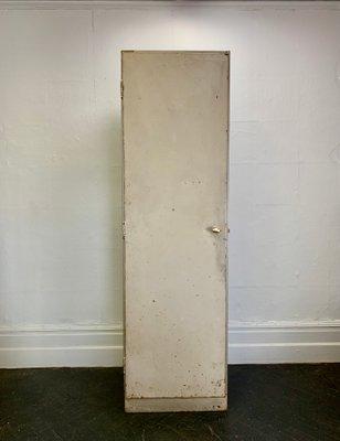 Large Vintage Metal Industrial Cabinet
