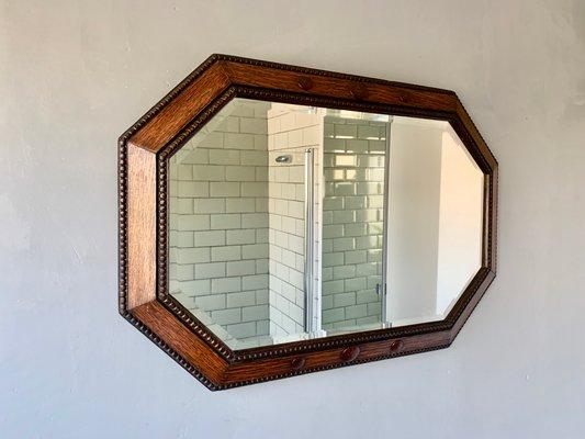 Espejos Arte Y Antigüedades Espejo En El Marco Francia Suiza Um 1920