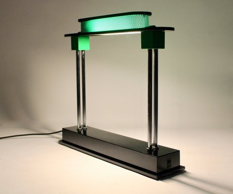 Pausania Table Lamp by Ettore Sottsass for Artemide, 1982