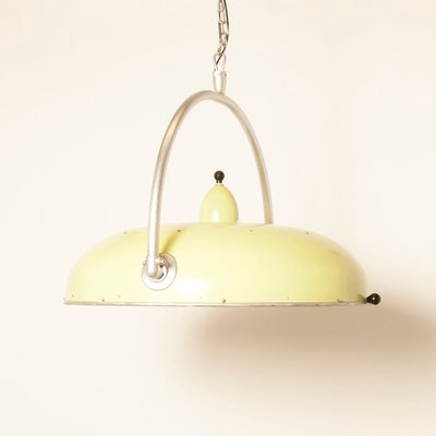 Operating Room Lamp in Light Green from BBT, 1960s