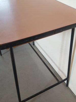 Pink Formica Children S Desk 1960s For