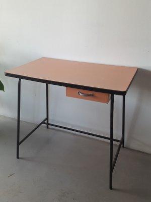 Pink Formica Children S Desk
