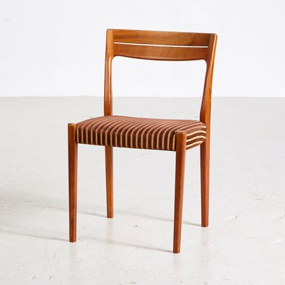 Swedish Dining Chairs From Svegards Markaryd 1960s Set Of 4 For