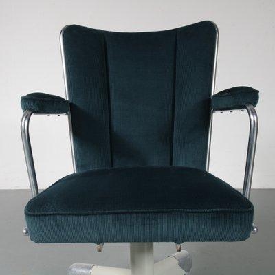 De Chaise Vintage1950s Chaise De Bureau 9I2EHD