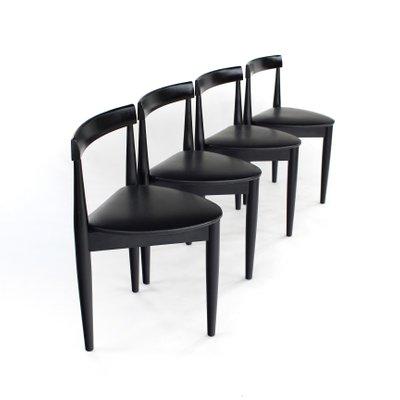 Enjoyable Mid Century Round Nesting Dining Set With Tripod Chairs Frankydiablos Diy Chair Ideas Frankydiabloscom