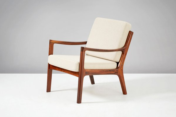 Incredible Senator Rosewood Lounge Chair By Ole Wanscher For France Son 1960S Gmtry Best Dining Table And Chair Ideas Images Gmtryco