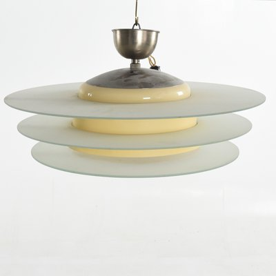 Vintage Art Deco Ceiling Lamp From Bohlmarks 1930s For Sale At Pamono