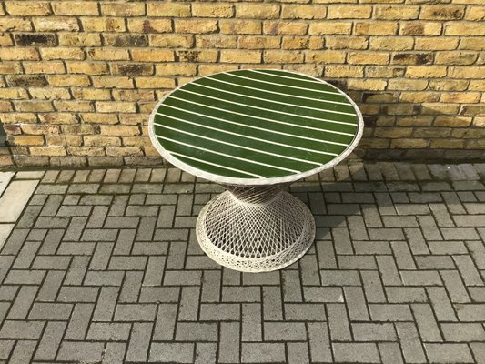 Garden Table By Rus Woodard 1970s