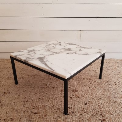 Square Danish Coffee Table By Florence Knoll Bassett For Knoll, 1960s 1