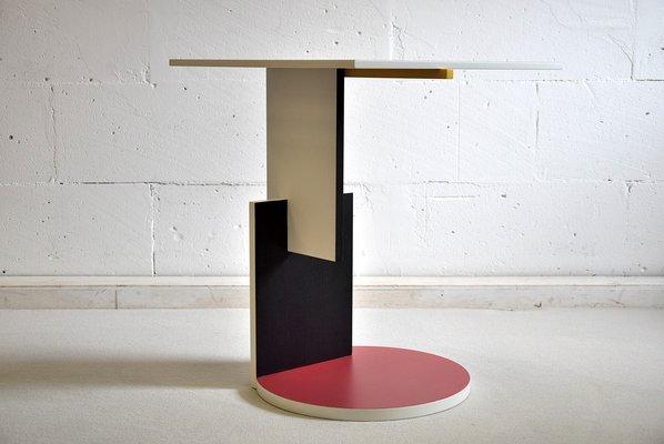 Tavolino Di Rietveld.Tavolino Di Gerrit Rietveld Per Cassina Anni 90