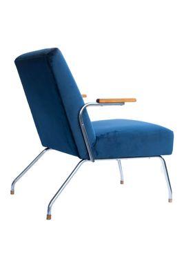 Polnischer Bauhaus Sessel Von Wschod Steel Furniture Factory 1950er