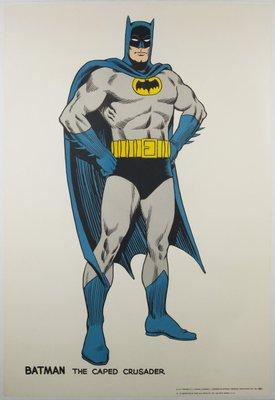 Vintage Batman Filmposter Von Carmine Michael Infantino 1966