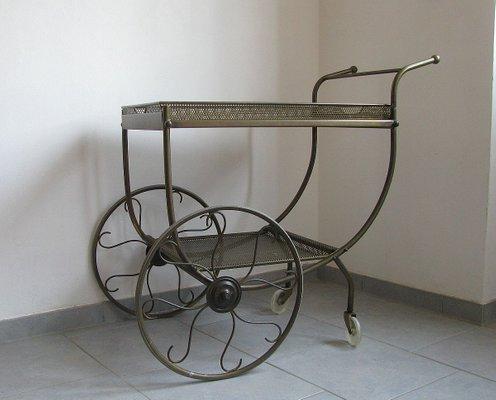 Mid Century Trolley By Josef Frank For Svenskt Tenn