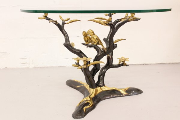 Incredible Vintage Bird Coffee Table By Willy Daro Uwap Interior Chair Design Uwaporg